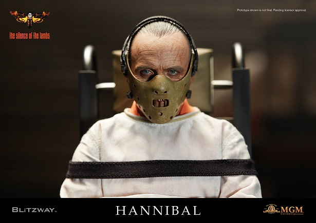 SILENCE OF THE LAMBS Action Figure