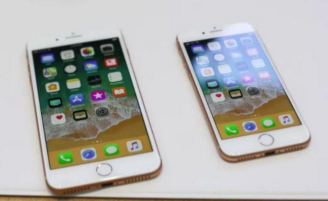iPhone 8 iPhone 7