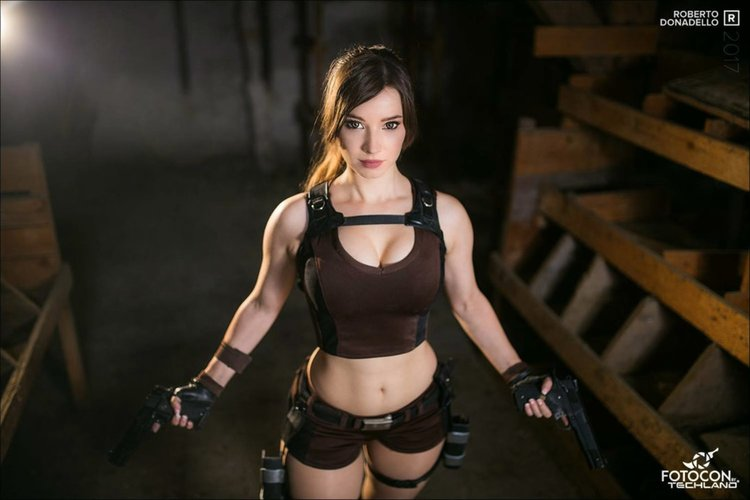 This TOMB RAIDER Cosplay Is Simple Remarkable