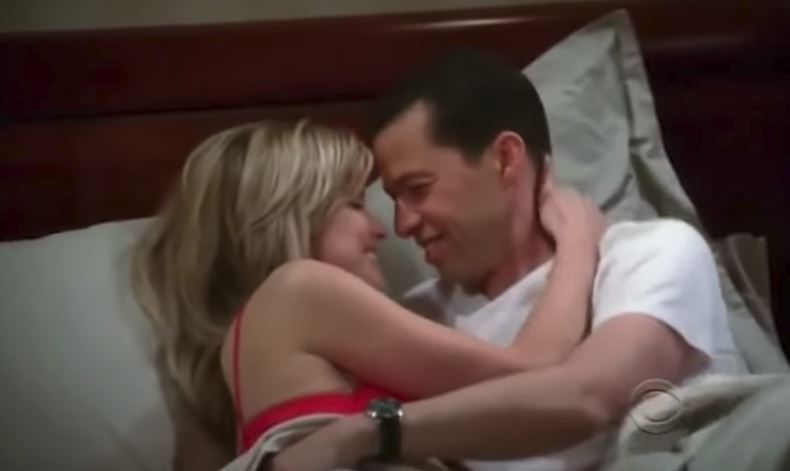 TV Love Scenes