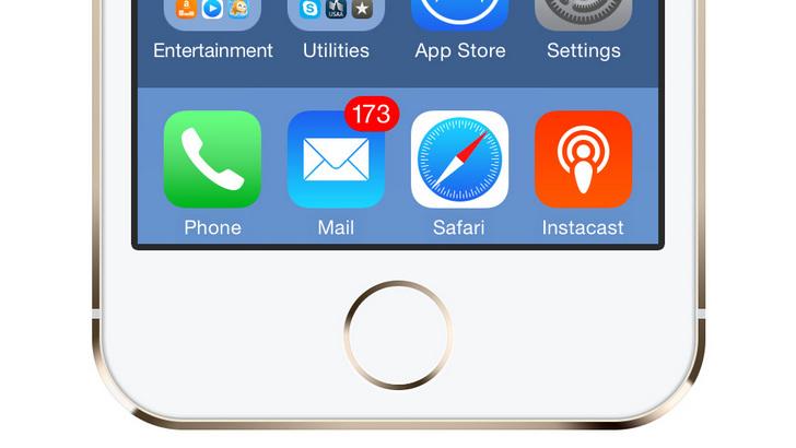 iPhone's Mail App