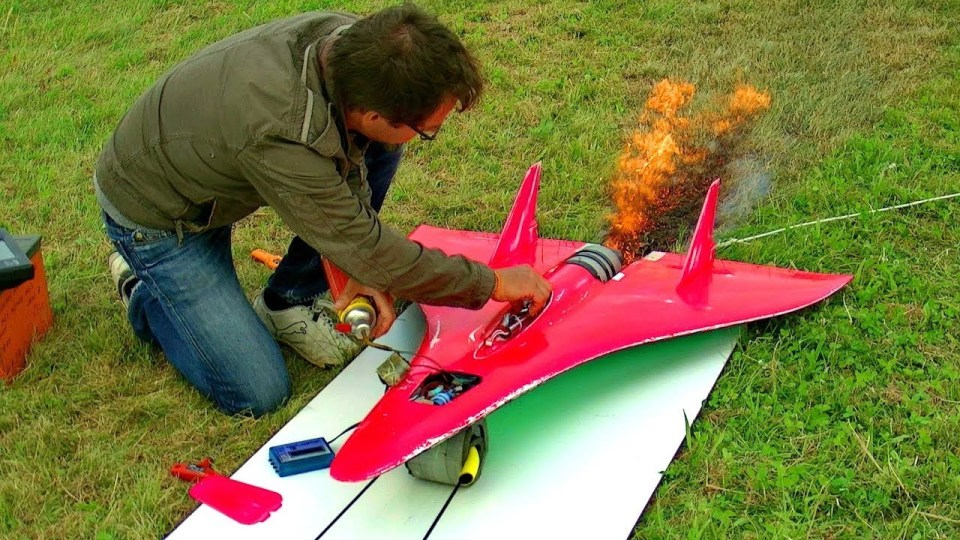 World's Fastest RC Airplane