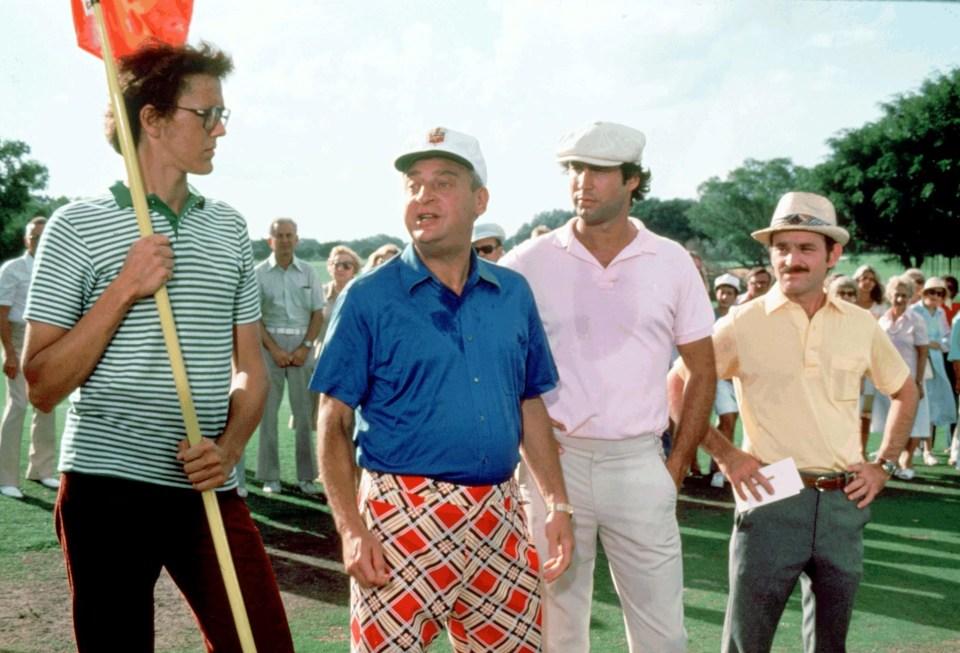 Golf – Caddyshack
