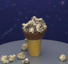 Cookies And Creme Popcorn