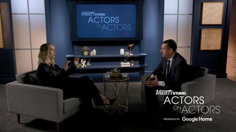 Jennifer Lawrence And Adam Sandler