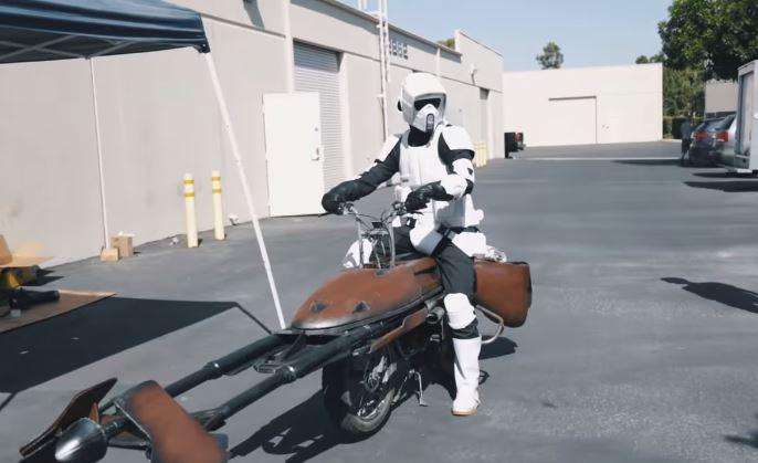 Landspeeder Motorcycles