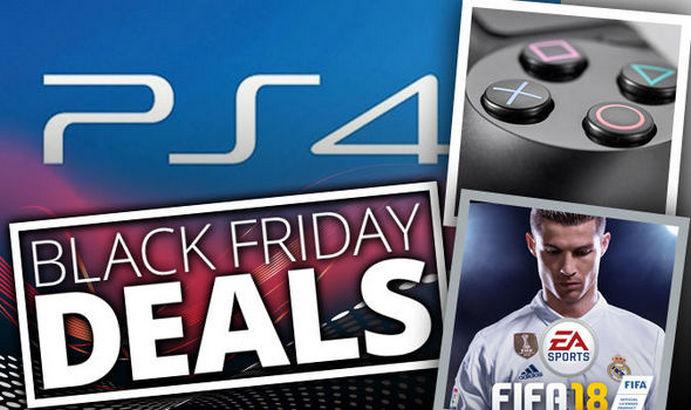 PS4 Black Friday 2017