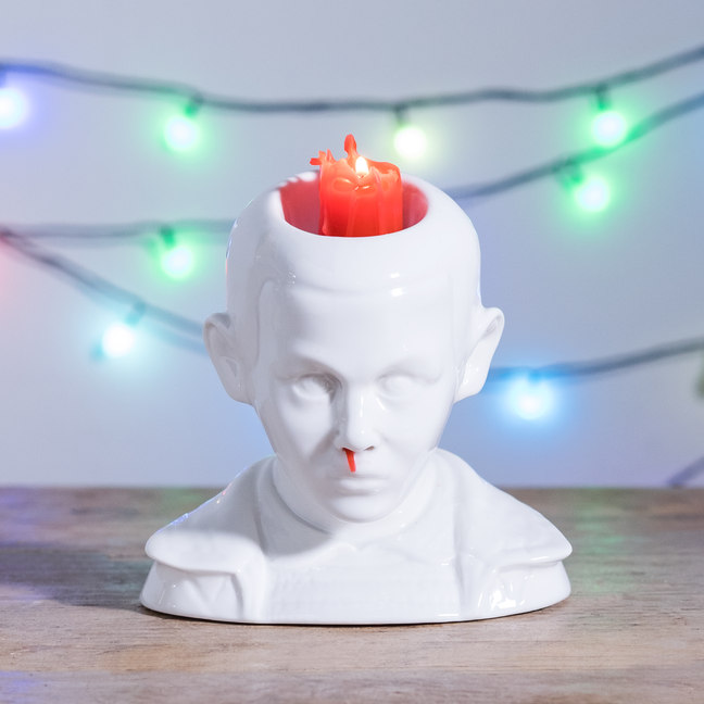 STRANGER THINGS-Themed Candle