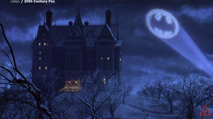 Christmas Movie Houses
