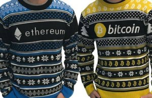 Cryptocurrency Themed Christmas Sweaters