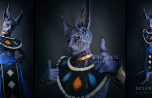 DRAGON BALL_Cosplay