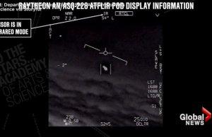 Secret Pentagon UFO Program