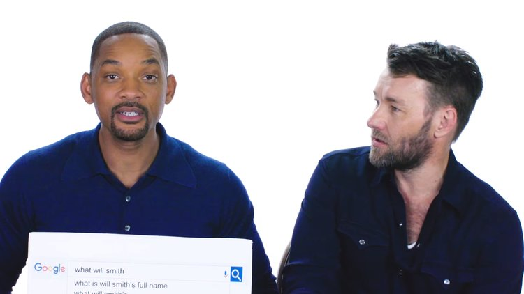 Will Smith And Joel Edgerton