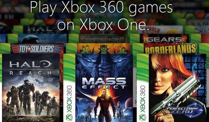 Xbox Onebackwards compatible games