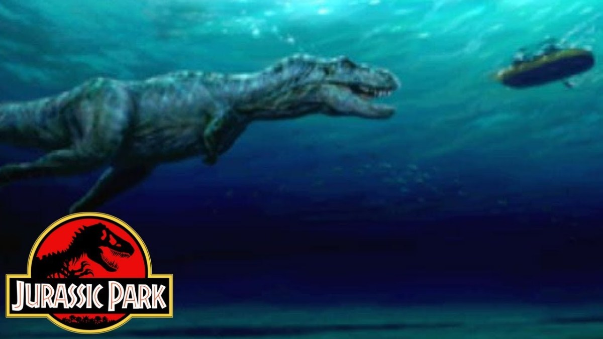 Why The River Raft Scene Was Cut From Jurassic Park?