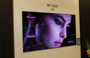 CES LG 8K TV