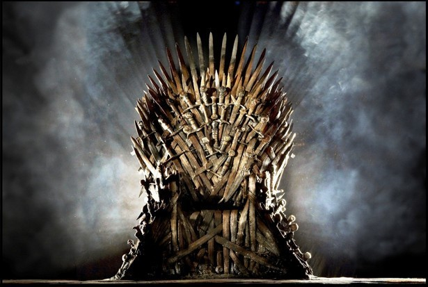 The Iron Throne—Game of Thrones