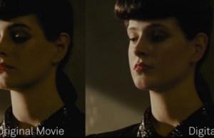 Rachel in Blade Runner 2049