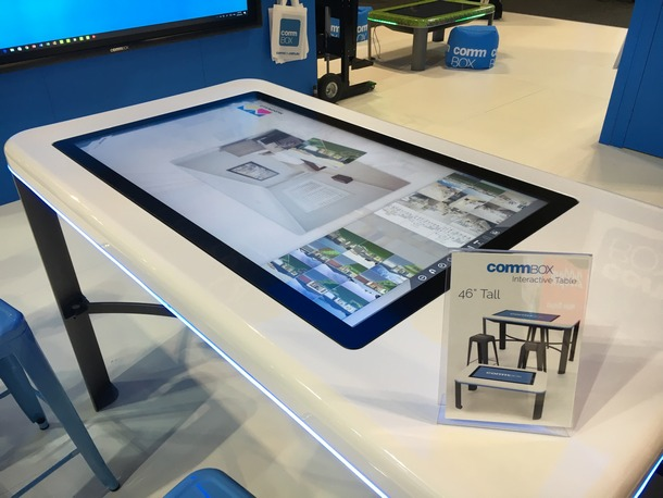 Smart tables