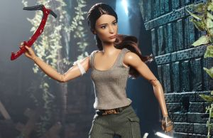 Tomb Raider Barbie