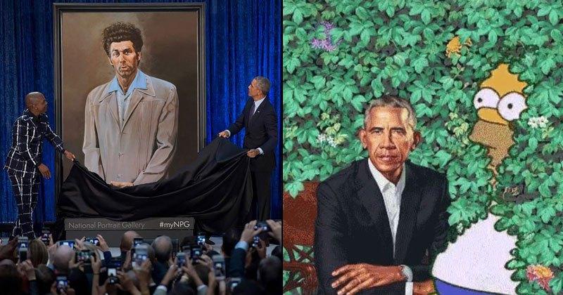 Obama's Official Portrait