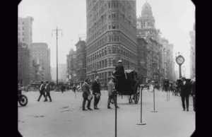New York City Life in 1911
