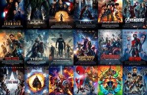 MCU Movies