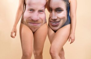 Prince Harry And Meghan Markle Bathing Suits