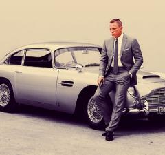 James Bond: Skyfall - 2012 Aston Martin DB5