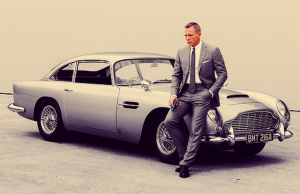 James Bond: Skyfall - 2012 Aston Martin DB5