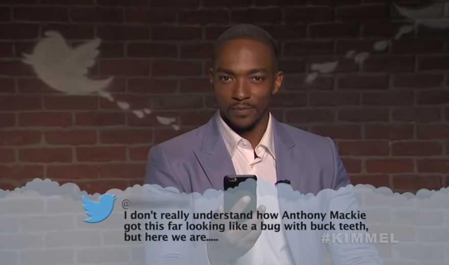 'Avengers: Infinity War' Cast Reading mean tweets