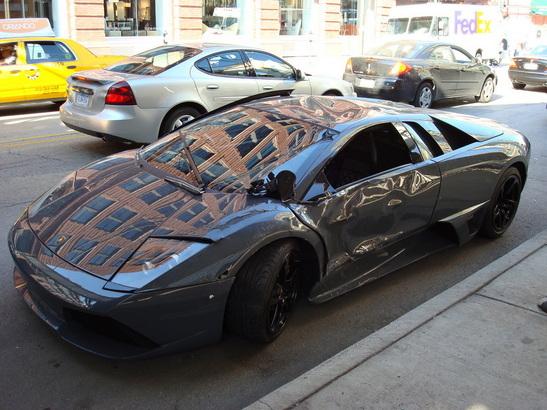 The Dark Knight - 2007 Lamborghini Murcielago
