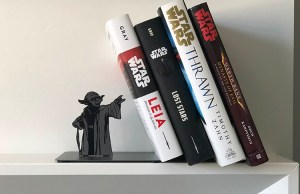 Yoda Bookend