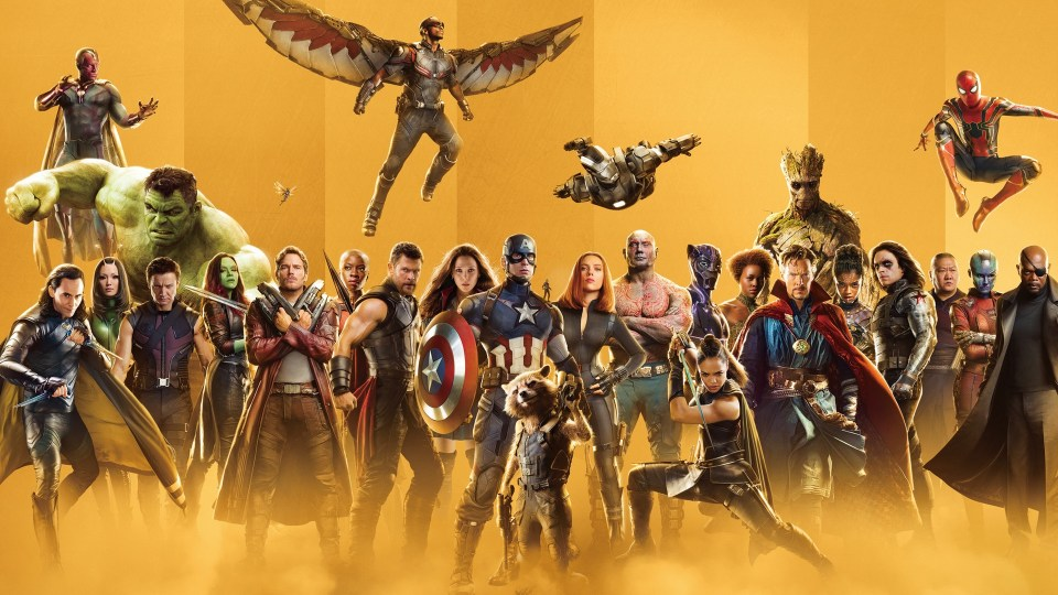 Marvel+Gold+Posters