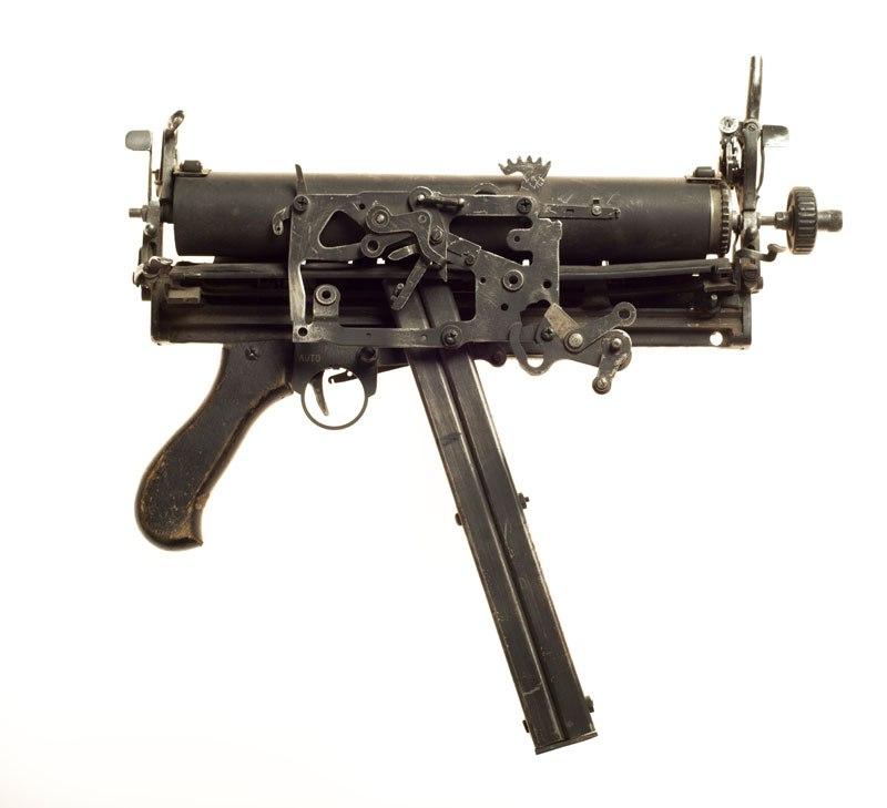 Guns Sculptures