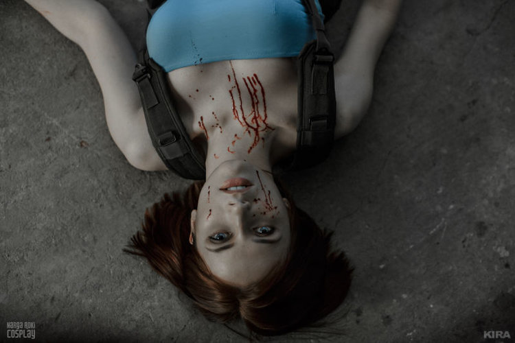 Check Out Jill Valentine Cosplay From Resident Evil 3 Is