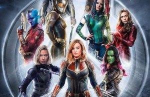 All Female Avengers