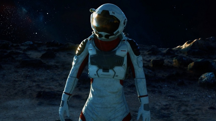 A Space Scavenger Comes Across NASA's Voyager in Amazing Sci-Fi Short SCAVENGER