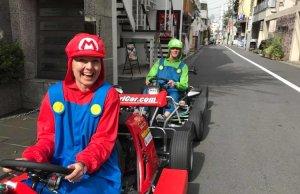 Nintendo Shuts Down Unofficial MARIO KART Races In Tokyo