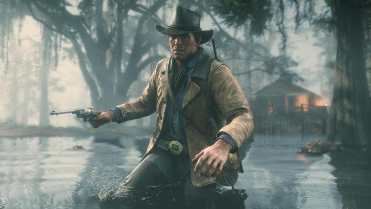 New Set Of Screenshots Revealed RED DEAD REDEMPTION 2's Open World