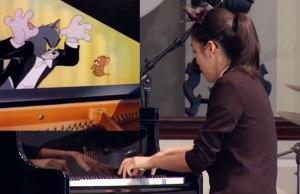Tom & Jerry's Cat Concerto