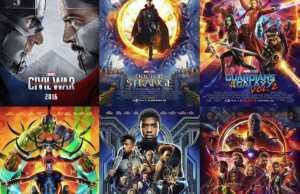 MCU Poster Designs