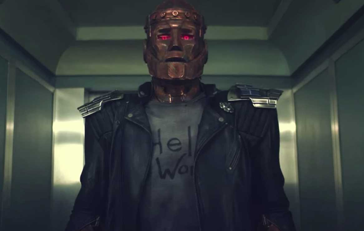 Awesome New Extended Trailer For Dc S Doom Patrol Fizx
