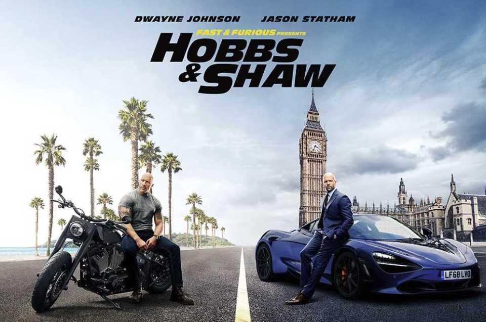 Fast & Furious Present: Hobbs & Shaw