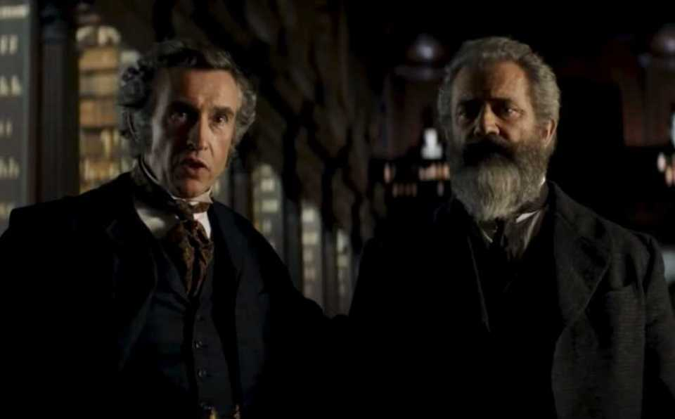 Trailer: Oxford Dictionary Film THE PROFESSOR AND THE MADMAN