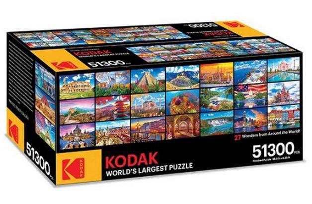 World's Largest Puzzle
