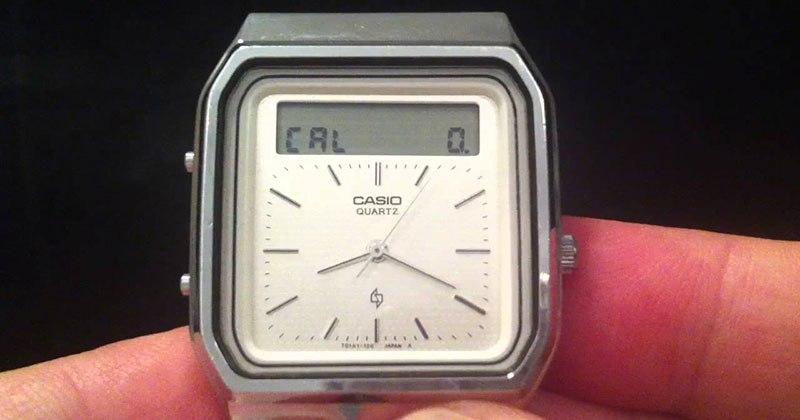 Casio AT-552 Janus