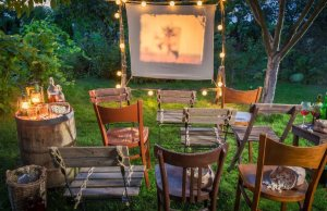 Backyard Party
