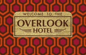 THE SHINING Overlook Hotel Doormat
