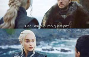 Game of thrones Quotes